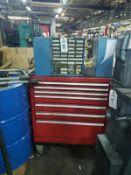 Kennedy Toolbox, W/ Storage Bins | Rig Fee $25