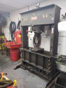 Dake 150 Ton H-Frame Press, M# 150H | Rig Fee $175