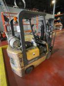 """Caterpillar Lift Truck, Model GC18K, 11951 Hours, 42"""" Forks, S/N AT81D00133"""