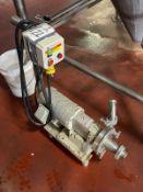 Transfer Pump, 2 HP Sterling Pump