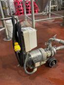 Transfer Pump, 1 HP Iron Horse Pump