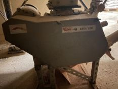 Robix Q 180 Grain Mill, 2 HP Baldor Reliance