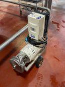 Centrifugal Transfer Pump, 15 HP Baldor Reliance Motor