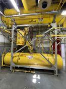 Philips Refrigeration Ammonia Accumulator and Receiver, 1000 Gallon Capacity Receive   Rig Fee $6500
