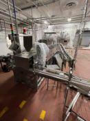 ATS Tub Filling Line with Denester, Lidder and Conveyor, Control Panel for ATS Tub F   Rig Fee $2250