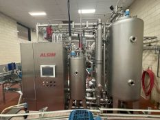 Sidel Alsim MAS MiX 30000L High Speed Continuous Softdrink Blending System - Running Video Available