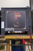 (4) Enersys Enforcer Ferro Forklift Battery Chargers, 36V / 140 Amps Max, Models EF3-18-775