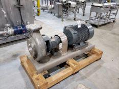 Goulds Pump, M# 3190, HP 50