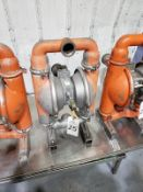"""2"""" Wilden Diaphragm Pump"""