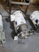 Sanitary Centrifugal Pump, HP 3