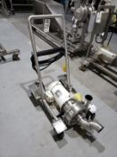 Sanitary Centrifugal Pump, HP 5