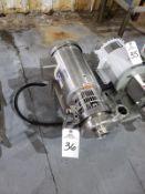 Sanitary Centrifugal Pump, HP 1