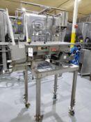 Eriez Vibratory Feeder, M# HD66C, S/N 32698S