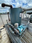 2016 Rite Condensate Return/ Feedwater System, Model CR-50, S/N: A0457