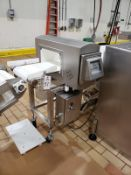 "Safeline Metal Detector, 7"" X 14"" Aperture, 6"" Above Conveyor, 5' Conveyor | Rig Fee: $350"