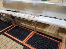 "Box Loading Conveyor Section, 6"" X 4' | Rig Fee: $75"