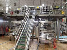 "Bagger Scale Platform, 11' X 22' X 9'6"" Floor Height | Rig Fee: $5500"
