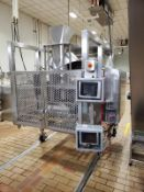 2008 Matrix Packaging Vertical Form Fill and Seal Wash Down Bagger, M# Pro Series | Rig Fee: $1500