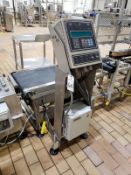 """Thermo Scientific Check Weigher, M# Ramsey AC4000, 18"""" X 32"""" Belt"""