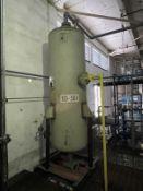 Ampla Carbon Steel Evaporator, 370-Gal, 1186mm W x 1185mm L x 3539mm H, 535 kg., Facility Tag: SO-30