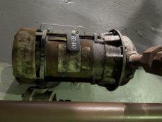 Goulds Model 1ST2D7D4 Pump, 0.75HP, 1750RPM, Facility Tag: BO-440
