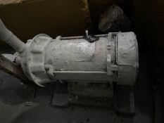 Goulds Model 1ST2D7D4 Pump, 0.75HP, 1750RPM, Facility Tag: BO-443