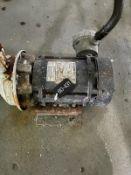 Goulds Model 1ST2D7D4 Pump, 0.75HP, 1750RPM, Facility Tag: BO-431