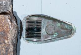 """Port Side Navigational Light Bronze Housing 5"""" Light"""