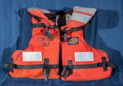 Type V PFD Stearns Work Vest Only