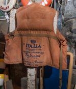 "Life Jacket Stand w/Italia Life Jacket 50""x20"""