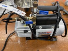 Pittsburg 2.5 CFM Vacuum Pump