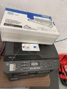 MFC Brother Multi Function Printer/ Scanner w/ Toner