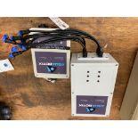 (2) Aquabotix Water Link Topside Control Box w/Cables