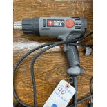 Porta Cable Heat gun