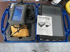 Alldata Diagnostics #OBD2 Diagnostic Tool w/Tablet (Not an Ipad) Case, Manual &