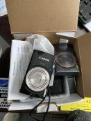 2 Canon Ixus Digital Camera 8X w/Box