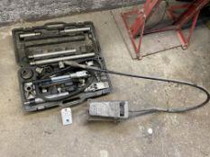 OTC 4 Ton Stinger Collision Repair Kit w/Case
