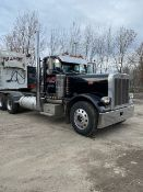 2006 Peterbilt #379 Conventional 10-Wheel Day Cab Tractor, Heavy Haul, 18-Speed Eato SEE DESCRIPTION