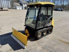 Toro Polar Ground Master 7200/7210 Trac 6 Wheel w/ Tracks w/ 5' Plow #80363 SN: 270000100 Hours: