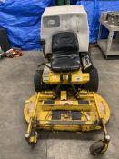 """2009 Walker MTLCHS Gas Ride On Mower, 31 HP, 48"""" Mower Deck, Hrs:1615, w/Grass Collect(Needs Batt& A"""