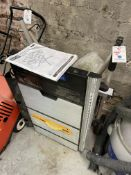 """Ryobi 10"""" Portable Table Saw w/ Stand"""