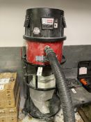Pulse-Bac HPLM #2450 vacuum System w/ Stand, Hose, And Bags