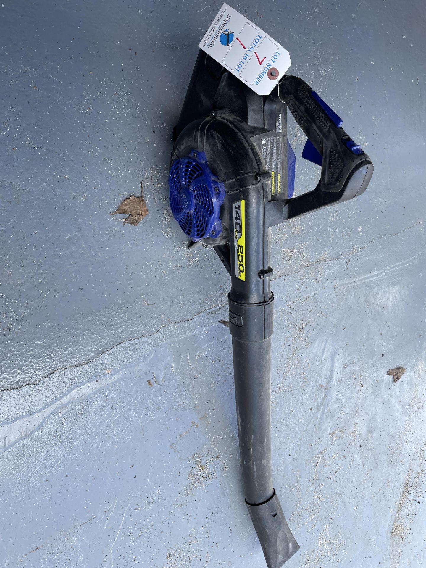 Kobalt 40V Battery Powered Leaf Blower (1 BATTERY NO CHARGER)