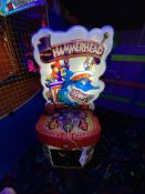 Innovative Concepts Entertainment Hammerhead Game WTD #WS1000X, S/N: WS105#0636, Coin Operated w/