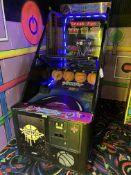 Rapper Ballin #A316 Basketball Pop A Shot Game Chain Net, Token Operated & Ticket Dispenser