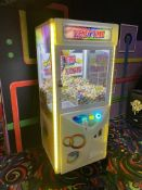 "2018 Smart Industries #31""TickettimeYLCMRFID Ticket Time Crane Game Portable Illuminated S/N: F17J-"