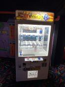 Komuse Co Sega Key Master Coin & Bill Operated Key Master Vending Game