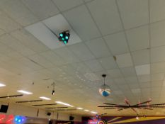Motorized Mirrored Disco Ball (Will already be taken down off the ceiling)