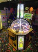 Baytek Tower of Tickets Neon 4 Player, Ticket Dispensing Game, Token Operated