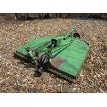 """John Deere MX7, 84"""" Bush Hog Mower Attachment (Needs Head Bolt)"""